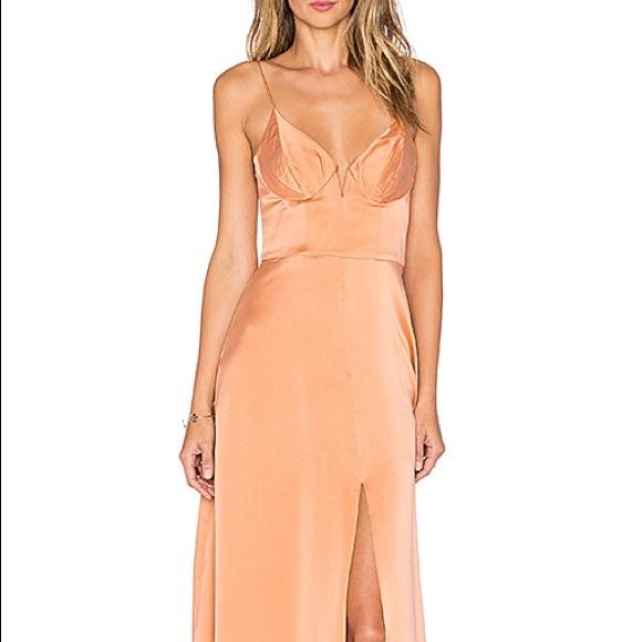fae7f995ec2 Zimmermann Dresses | Iso Sueded Silk Bralette Dress | Poshmark